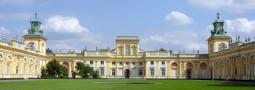 Lekcja muzealna w Pałacu Wilanowskim