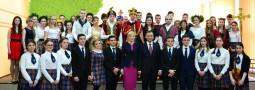 Pan Prezydent i Pani Prezydentowa gośćmi honorowymi Dnia Polski