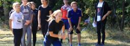 Dzień sportu w Powsinie