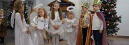 Spotkanie opłatkowe i atmosfera świąt Bożego Narodzenia